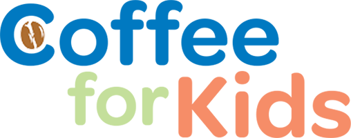 Logo for Coffee for Kids