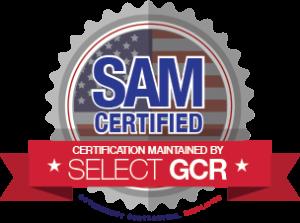 SAM Certified