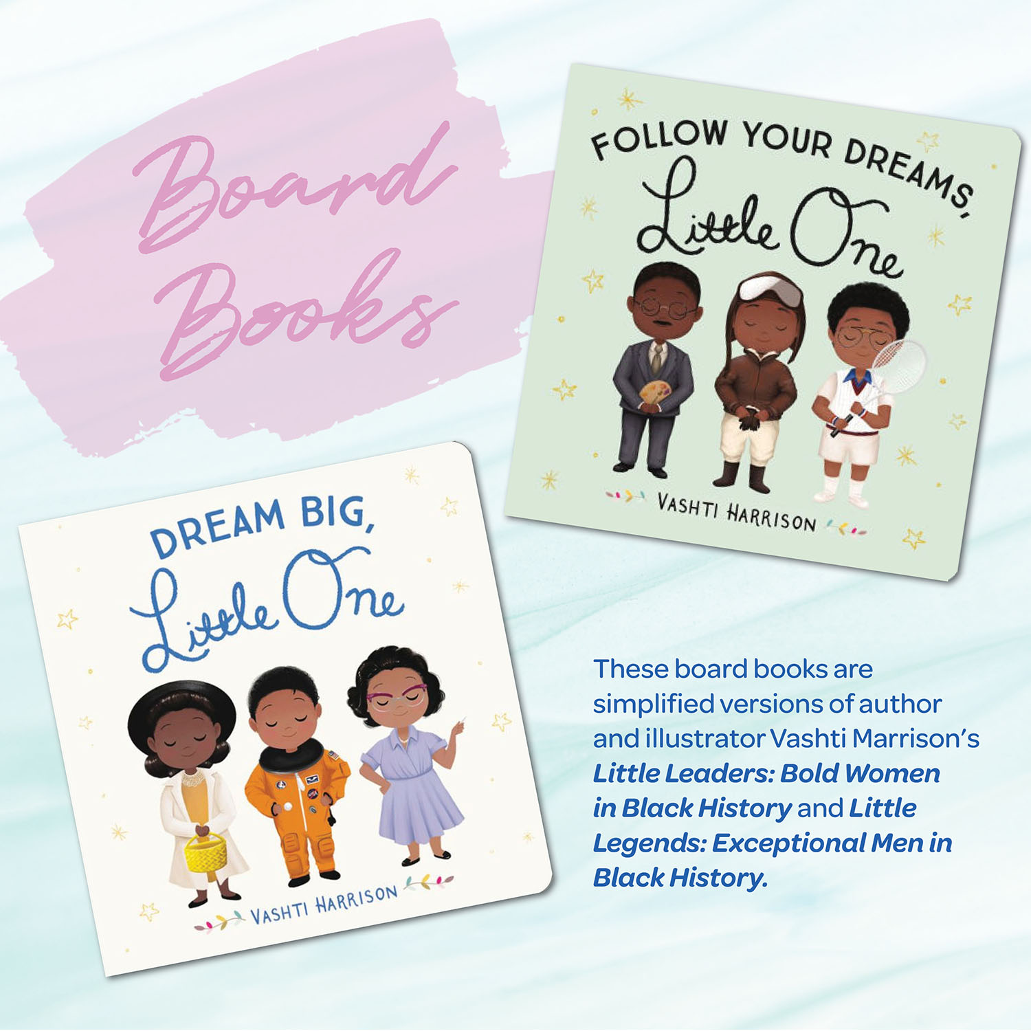 Board Books for Black History Month